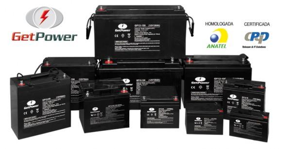 Baterias Seladas Getpower